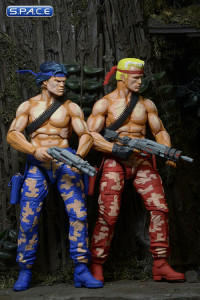 Bill and Lance 2-Pack - Classic Video Game Appearance (Contra)