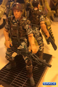 1/18 Scale Hudson (Aliens: Colonial Marines)