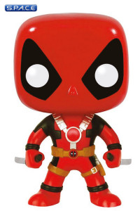 Deadpool Two Swords Pop! Vinyl Bobble-Head #111 (Marvel)