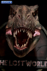 1/5 Scale T-Rex Bust (Jurassic Park: The Lost World)