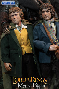 1/6 Scale Merry and Pippin Set (Lord of the Rings)