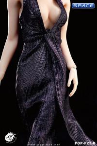 1/6 Scale purple Monroe Dress Set