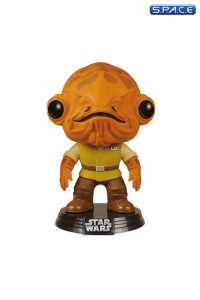 Admiral Ackbar Pop! Vinyl Bobble-Head # 81 (Star Wars - The Force Awakens)