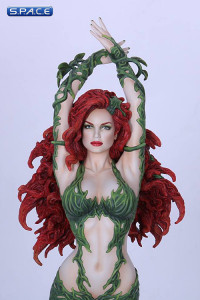 Poison Ivy Statue by Luis Royo (Fantasy Figure Gallery)