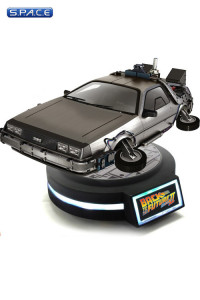 1/20 Scale Magnetic Floating DeLorean Time Machine (Back To The Future 2)