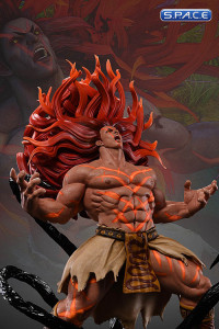 1/6 Scale Necalli Statue (Street Fighter V)