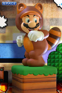 Tanooki Mario Statue Exclusive Version (Super Mario)