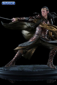Lord Elrond at Dol Guldur Statue (The Hobbit: The Battle of the Five Armies)