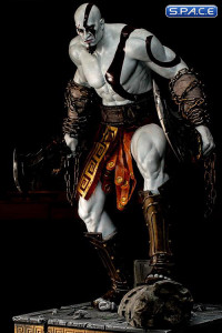 Kratos Premium Scale Collectible Statue (God of War)