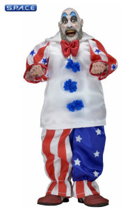 Captain Spaulding Figural Doll (House of 1000 Corpses)