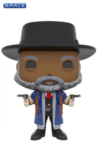Major Marquis Warren Pop! Movies #256 Vinyl Figure (The Hateful Eight)