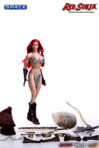 1/6 Scale Red Sonja
