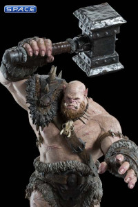 1/10 Scale Orgrim (Warcraft)