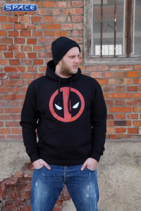 Deadpool Hoodie black (Marvel)