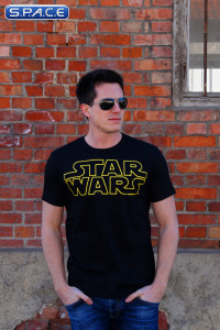 Star Wars Logo T-Shirt black (Star Wars)