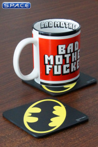 Batman Logo Coaster (DC Comics)