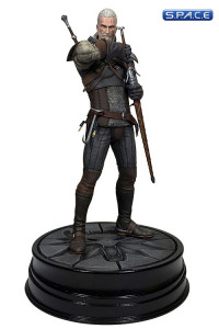 Geralt von Riva PVC Statue (The Witcher 3: Wild Hunt)