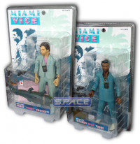 Sonny & Rico Set of 2 (Miami Vice)