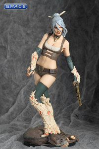 Winanna The Hunter Statue by Shin Tanabe (Fantasy Figure Gallery)