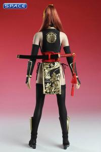 1/6 Scale black Fighting Girl Set