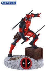 Deadpool Finders Keyper PVC Statue (Marvel)