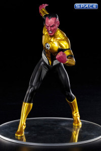 1/10 Scale Sinestro The New 52 ARTFX+ Statue (DC Comics)