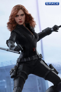 1/6 Scale Black Widow Movie Masterpiece MMS365 (Captain America: Civil War)