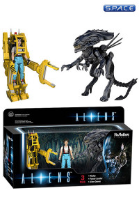 Alien ReAction Figure 3-Pack (Alien)