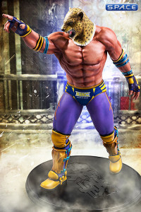 Masked King Statue (Tekken 5: Dark Resurrection)