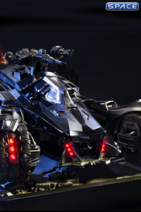 1/10 Scale Batmobile Diorama (Batman: Arkham Knight)