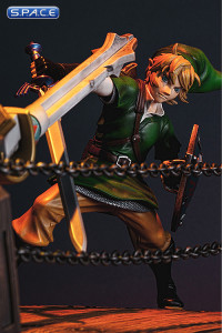 Link vs. Scervo Diorama (The Legend of Zelda: Skyward Sword)