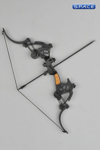 1/6 Scale Compound Bow with 8 Arrows