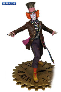 The Mad Hatter PVC Statue (Alice Through the Looking Glass)