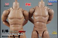 1/6 Scale Standard Male Body 2.0 - narrow Shoulders