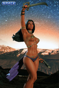 Dejah Thoris Statue (Women of Dynamite)