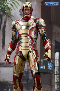 1/4 Scale Iron Man Mark XLII QS007 (Iron Man 3)
