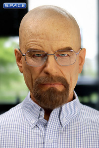 1:1 Walter White life-size Bust (Breaking Bad)