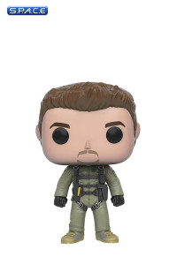 Jake Morrison POP! Movies Vinyl Figure # 299 (Independence Day: Resurgence)