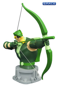 Animated Green Arrow Justice League Bust (DC Comics)
