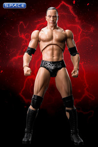 The Rock - S.H. Figuarts (WWE)