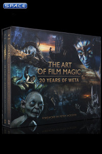 The Art of Film Magic - 20 Years of WETA Collectible Book