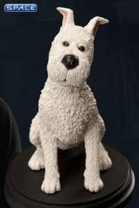 Snowy Statue (The Adventures of Tintin)