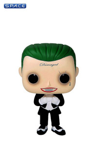 The Joker Tuxedo Pop! Heroes Vinyl Bobble-Head #109 (Suicide Squad)