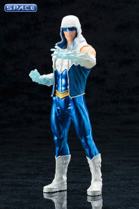 1/10 Scale Captain Cold The New 52 ARTFX+ Statue (DC Comics)