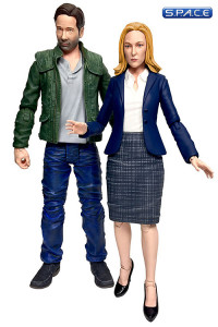 Complete Set of 2: X-Files Select Serie 1 (X-Files)