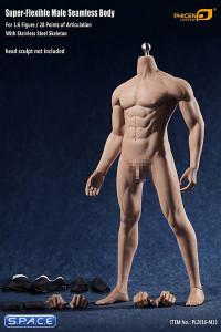 1/6 Scale Seamless Male Body M33 (Super-Flexible)