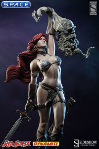 Red Sonja Premium Format Figure Sideshow Exclusive (Red Sonja)