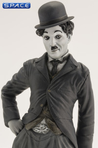Charlie Chaplin Old & Rare Statue (The Tramp)