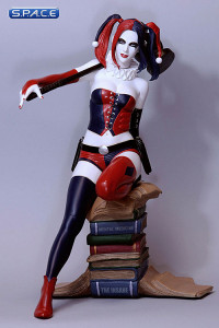 1/6 Scale Harley Quinn Web Exclusive Statue by Luis Royo (Fantasy Figure Gallery)