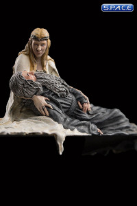 1/30 Scale Gandalf & Galadriel at Dol Guldur (The Hobbit: The Battle of the Five Armies)